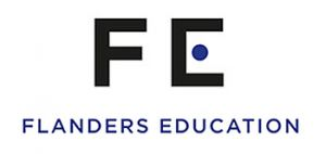 logo flanders education