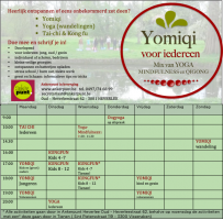 YOMIQI and timetable Ankerpunt on the move