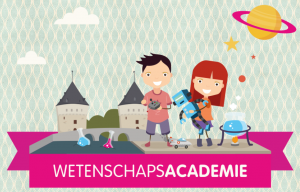logo science academy Kortrijk