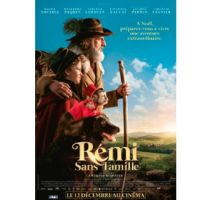 film poster Remi sans famille