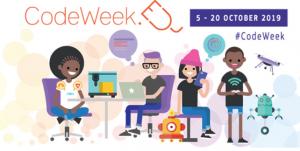 Logo Code Week 2019