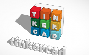 The Tinkercad logo