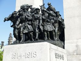 monument to commemorate the First World War