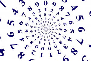 numbers in a circle
