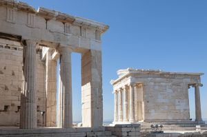 ancient greek temples